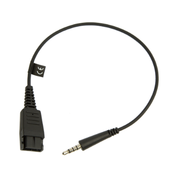 JABRA 3.5 MM TO QD CORD (8800-00-99)