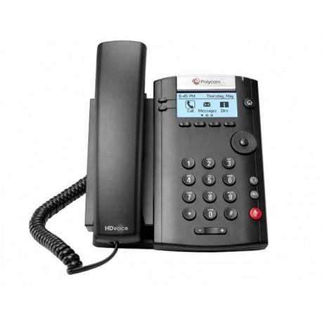 VVX 201 2-line Skype for Business