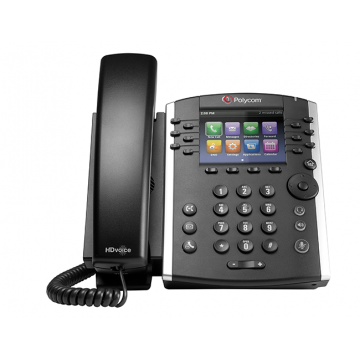 VVX 411 & VVX 411 Skype for Business