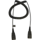 QD TO QD COILED EXTENSION CORD (8730-009)