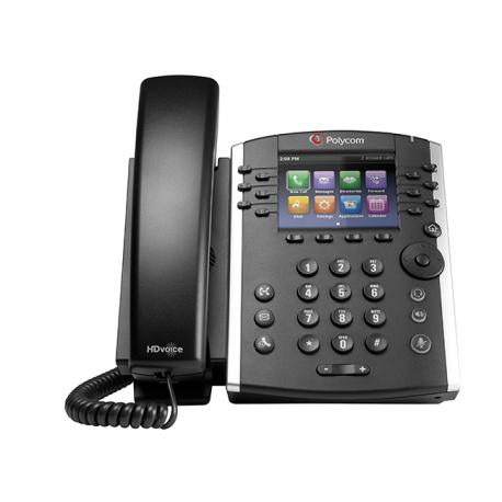 VVX 411 & VVX 411 Skype for Business
