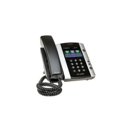 Polycom VVX 501& VVX 501 12-line Skype for Business